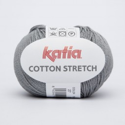 COTTON STRETCH - GRIS (27)