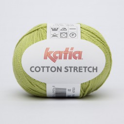 COTTON STRETCH - PISTACHO (30)