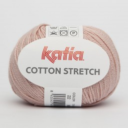 COTTON STRETCH - ROSA PALO (22)