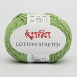 COTTON STRETCH - VERDE LORO (18)