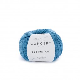 COTTON-YAK - CONCEPT - AZUL (119)