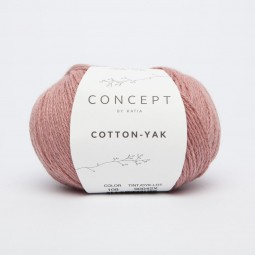 COTTON-YAK - CONCEPT - CORAL (109)
