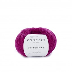 COTTON-YAK - CONCEPT - FUCSIA (121)
