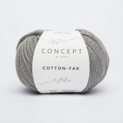 COTTON-YAK - CONCEPT - GRIS CLARO (112)