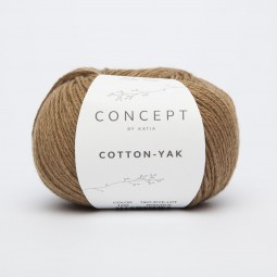 COTTON-YAK - CONCEPT - MARRÓN (102)