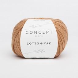 COTTON-YAK - CONCEPT - NARANJA (117)