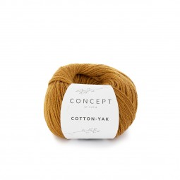 COTTON-YAK - CONCEPT - OCRE (106)