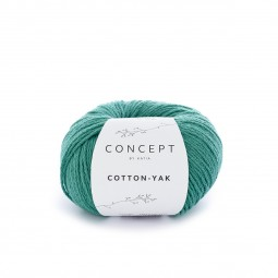 COTTON-YAK - CONCEPT - VERDE (122)