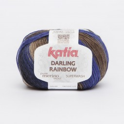 DARLING RAINBOW - AZUL/ GRISES/ BEIGES (301)