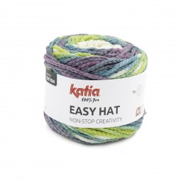 EASY HAT - LILAS/ LIMA (504)