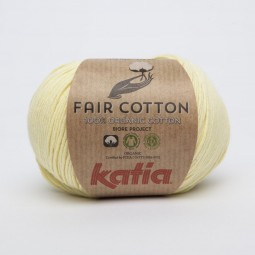 FAIR COTTON - AMARILLO BEBÉ (7)