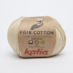 FAIR COTTON - BEIGE CLARO (10)