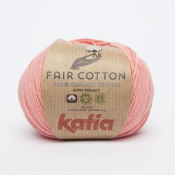 FAIR COTTON - CORAL CLARO (6)