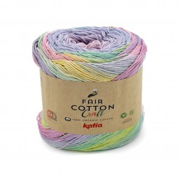 FAIR COTTON CRAFT - PASTELES NIÑA (603)