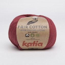 FAIR COTTON - GRANATE (27)