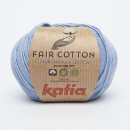 FAIR COTTON - JEANS CLARO (19)