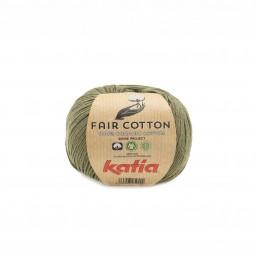 FAIR COTTON - KAKI (36)