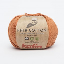 FAIR COTTON - NARANJA QUEMADA (21)
