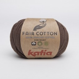 FAIR COTTON - TABACO (25)