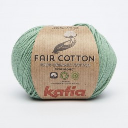 FAIR COTTON - VERDE MENTA (17)