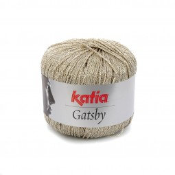 GATSBY - GRIS CLARO/ ORO (51)