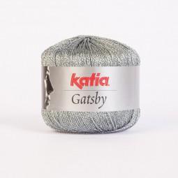 GATSBY - GRIS MEDIO/ PLATA (6)