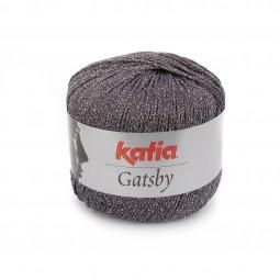 GATSBY - GRIS OSCURO/ PLATA (7)