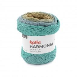 HARMONIA - VERDES/ AGUA/ HUEVO (209)