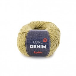 LOVE DENIM - AMARILLO (108)