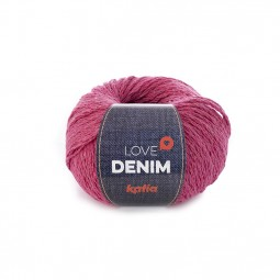 LOVE DENIM - FUCSIA (109)