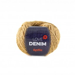 LOVE DENIM - MOSTAZA (111)