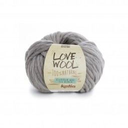 LOVE WOOL - BEIGE MELANGE (102)