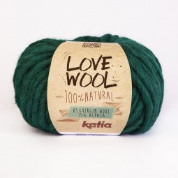 LOVE WOOL - ESMERALDA (117)