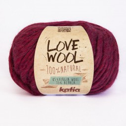 LOVE WOOL - FUCSIA (116)