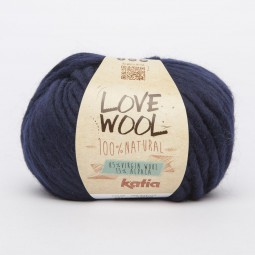 LOVE WOOL - MARINO (121)