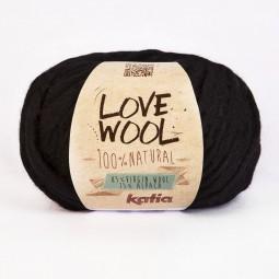 LOVE WOOL - NEGRO (108)