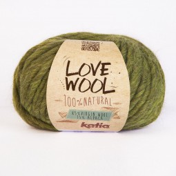 LOVE WOOL - PISTACHO (113)