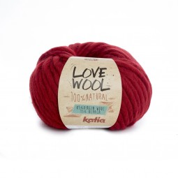 LOVE WOOL - ROJO (115)