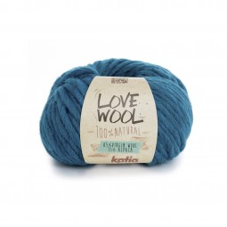 LOVE WOOL - TURQUESA (118)