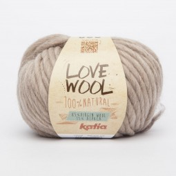 LOVE WOOL - VISÓN (119)