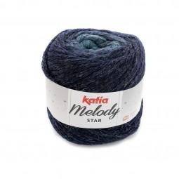 MELODY STAR - TURQUESA/ MARINO (407)