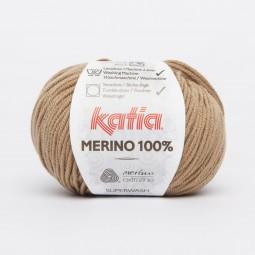 MERINO 100% - CAMEL (65)