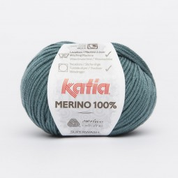 MERINO 100% - CANARD (66)