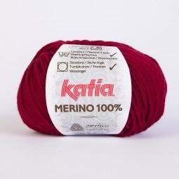 MERINO 100% - GRANATE (52)