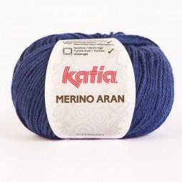 MERINO ARAN - AZULINA (57)
