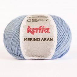 MERINO ARAN - CELESTE (68)