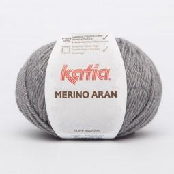 MERINO ARAN - GRIS MEZCLA (69)