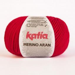 MERINO ARAN - ROJO (4)