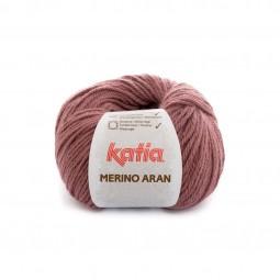 MERINO ARAN - ROSADO OSCURO (84)