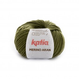 MERINO ARAN - VERDE (70)